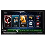 Dnx Kenwood Best Deals - Kenwood eXcelon DNX892 6.95 Inch Touchscreen Navigation Receiver