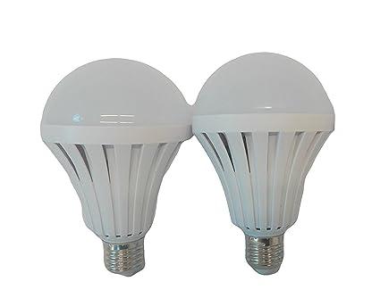 Lampada lampadina di emergenza led w e multiuso intelligente