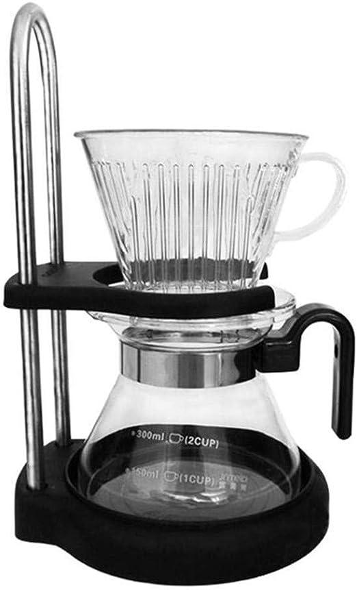 YSCCSY Cafetera Manual Ajustable De Cerámica A Mano Goteo De Café ...