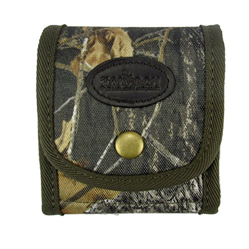 Tourbon Folding Camo Rifle Cartridge Holder Ammo Wallet Pouch with Elastic Loops (Bullet Holder Rifle compare prices)