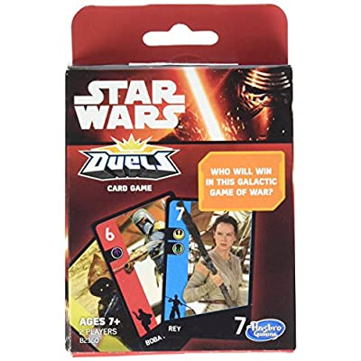 Episode VII The Force Awakens Duels Card Game