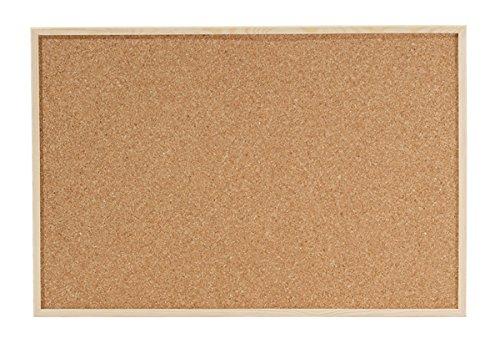 Dahle Bürotechnik Cork Pin Board Dahle 90026, 60 x 40 CM by Dahle