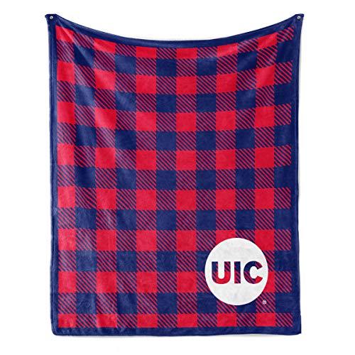 Official NCAA University of Illinois at Chicago - Fleece Blanket - 30x40