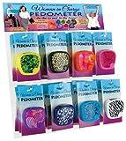 Dm Merchandising WIC-PED Womans Pedometer DSP - Quantity 24