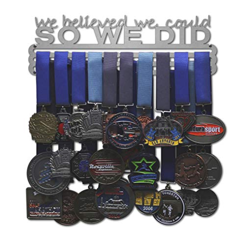 Allied Medal Hangers - We Believed We Could So We Did - Text Only (12