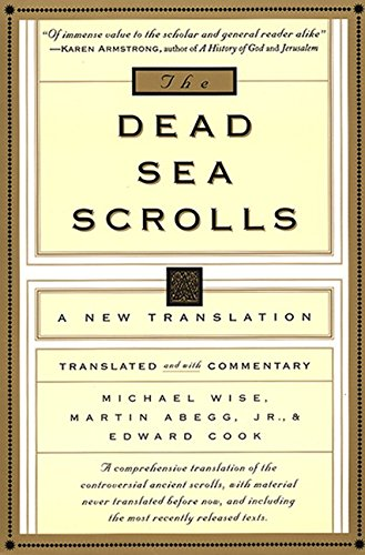 Dead Sea Scrolls, The