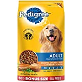 PEDIGREE Adult Roasted Chicken, Rice & Vegetable Flavor Dry Dog Food 50 Pounds