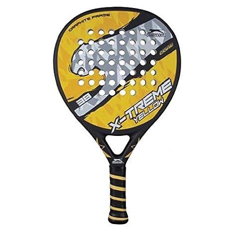 Slazenger X Treme - Pala de pádel, 38 mm: Amazon.es: Deportes y ...