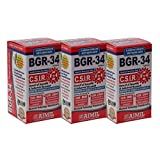 Aimil Bgr - 34 Tablets (Pack Of 3)