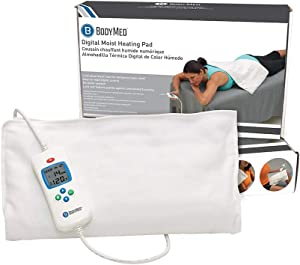 BodyMed Digital Moist Heating Pad 14in x 14in