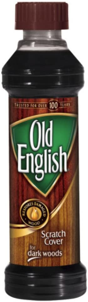 Old English Scratch Cover For Dark Woods Polish 8 oz