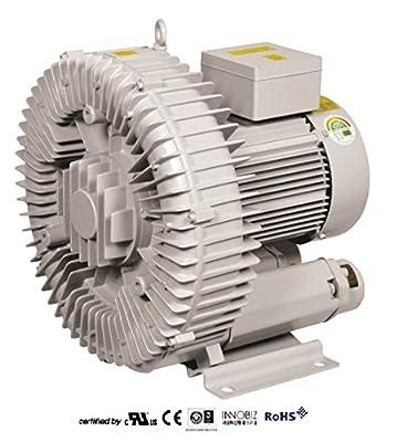 Pacific Regenerative Blower PB-700 (HRB-700), Ring, Side channel, Vacuum Pressure Blowers