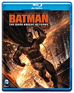 Batman The Dark Knight Returns Stream