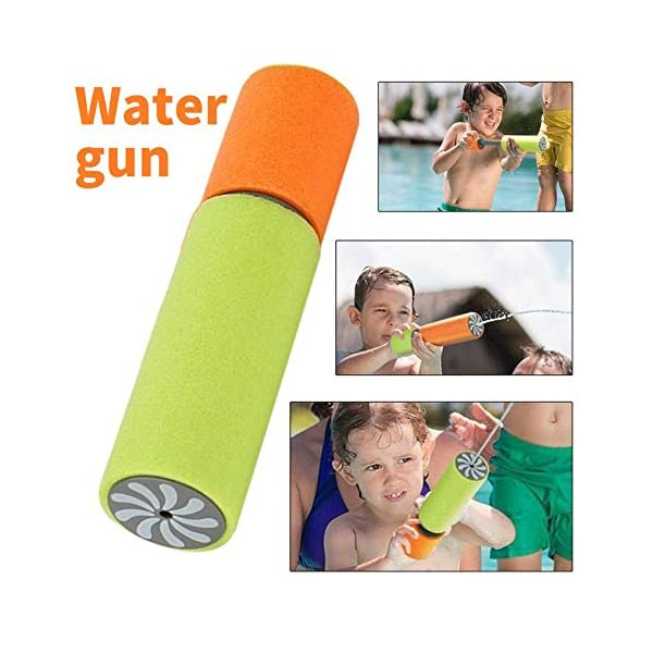 ArgoBo 2018 Nuovi Giochi da Piscina per Pistole ad Acqua per Bambini Squirt Guns Pull-out Super Water Guns Party Beach… 2 spesavip
