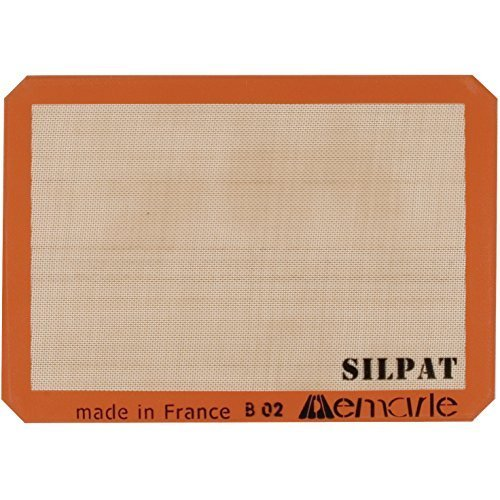(Demarle Silpat Silicone Cookie Baking Mat)