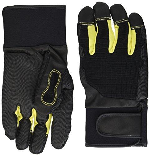 IMPACTO AVPRO MPR Anti-Vibration Mechanics Glove Black PR