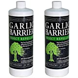 Garlic Barrier Insect Repellent Liquid Concentrate (32 Ounce, 2-Pack)