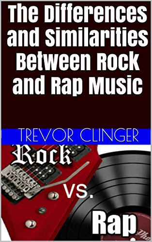 The Differences and Similarities Between Rock and Rap Music