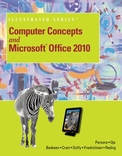 Download Computer Concepts and Microsoft Office 2010 Illustrated (Computer Concepts and Microsoft Office Illustrated Series) Pdf