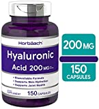 Hyaluronic Acid Capsules | 200 MG | 150 Count