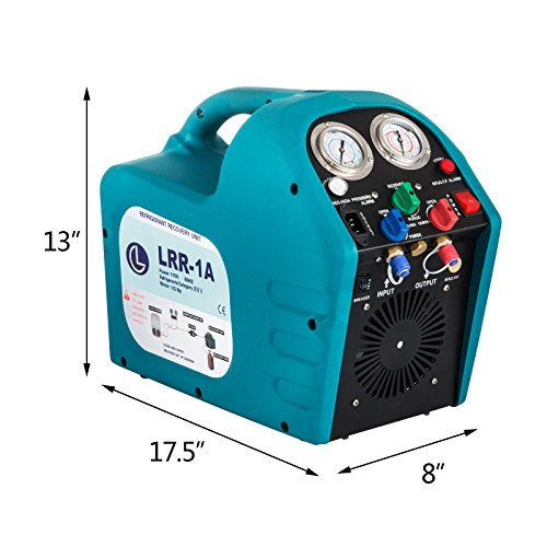 The 8 best industrial refrigerant recovery units