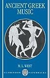 Ancient Greek Music (Clarendon Paperbacks)