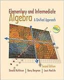 Elementary and Intermediate Algebra 9780073016481