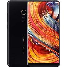 "Xiaomi Mi Mix 2 64GB Black, Dual Sim, 5.99"", 6GB RAM, GSM Unlocked Global Model, No Warranty"