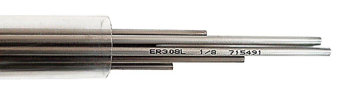 1-Pound Shark Shark 11103 0.09375-Inch by 14-Inch Hardfacing Rod