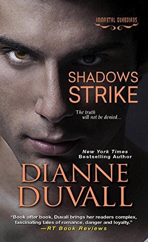 Shadows Strike (Immortal Guardians series Book 6) -
