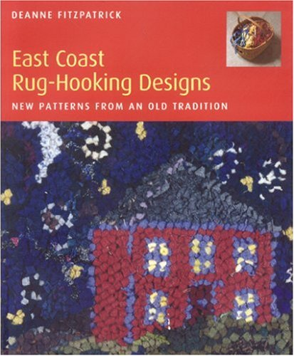 Download East Coast Rug-Hooking Designs: New Patterns from an Old Tradition pdf
