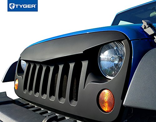 TYGER Grille Replacement 2007 2017 Wrangler product image