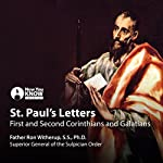 St. Paul's Letters: First and Second Corinthians and Galatians | Fr. Ron Witherup SS PhD