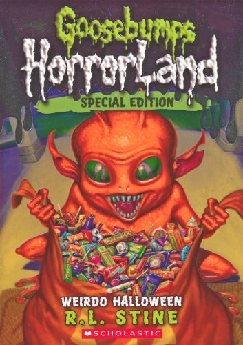 Weirdo Halloween (Turtleback School & Library Binding Edition) (Goosebumps: Horrorland Special Edition -