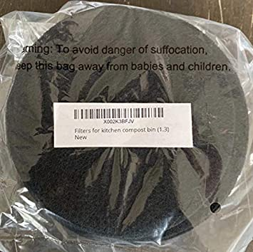 1.3 Filters for kitchen compost bin