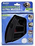 Baskerville 10-Inch Rubber Ultra Muzzle, Size-6, Black, My Pet Supplies