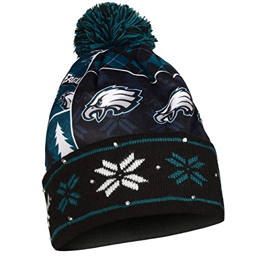 Philadelphia Eagles Exclusive Busy Block Printed Light Up -
