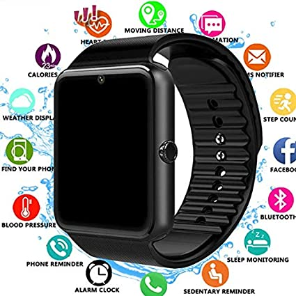 XINHUANG 2019 Bluetooth Smart Watch for teléfono iPhone for ...
