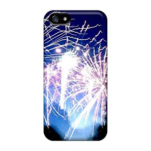 For Ipod Touch 5 Phone Case Cover Fire Lights Case - Eco-friendly Packaging