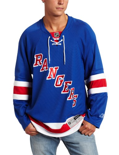 New York Rangers Jersey (NHL New York Rangers Premier Jersey, Blue,)