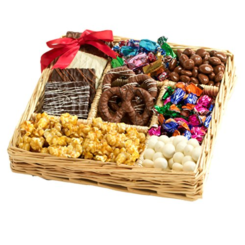 Broadway Basketeers Chocolate Gift Tray