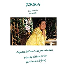 EMMA, adaptée de l'oeuvre de Jane Austen (French Edition)