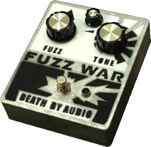 Death Distortion Pedal - Death by Audio Fuzz War Effect Pedal