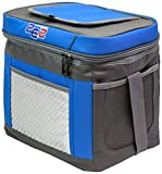 26.2 The Long Run Softside Cooler Bag (24 Can), Blue, One Size