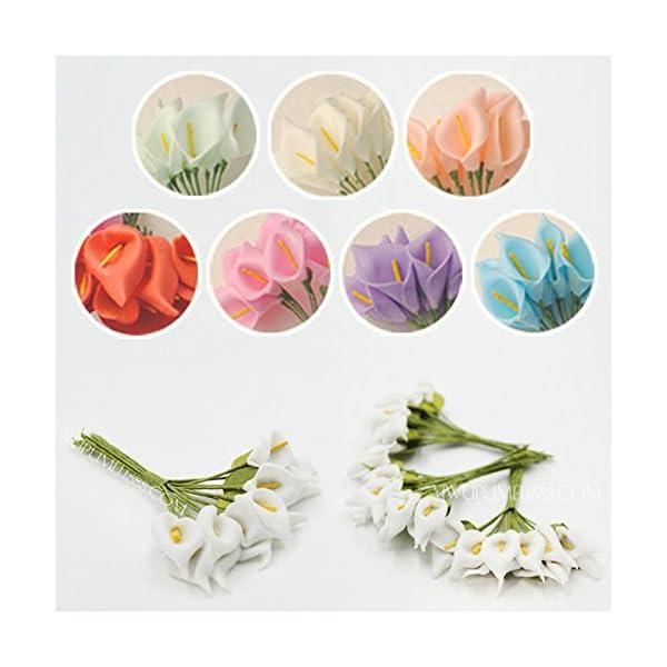 144PCS-Mini-Artificial-Calla-Lily-Bouquets-for-Bridal-Wedding-Home-Decoration-Gift-Box-Wrap