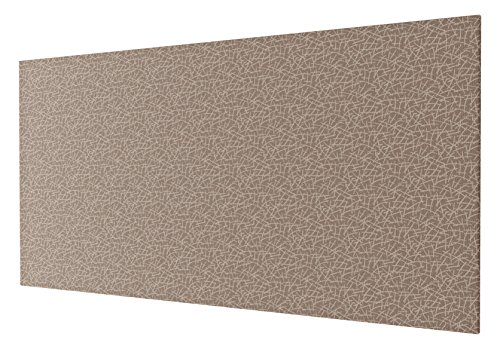 Obex 30X60-TB-R-ST Rectangle Tackboard, Contemporary, Straw by OBEX