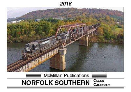 2016 Norfolk Southern Color Calendar ebook