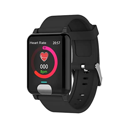 Opta Rrsb 080 Vivo U Fit Bluetooth ECG,PPG Sensor and Heart Rate Sensor Smart Band and Fitness Tracker for All Android/iOS Mobile