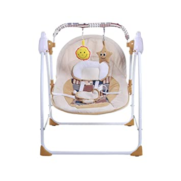 Amazon Com Qi Peng Baby Rocking Chair Electric Cradle Smart