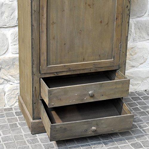 La Sonora Déco Mueble Columna Alto cómoda (Biblioteca ...